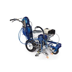 GRACO LineLazer V 5900 HP Automatic Series - Two Gun, One Automatic, One Mechanical - 17H457