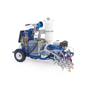 GRACO LineLazer V 250SPS HP Reflective Series - Two Gun, Automatic, Pressurized Beads Installed 2 tanks - 17H469