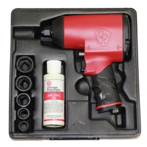 "CP749K 1/2"" IMPACT WRENCH KIT IMPERIAL"