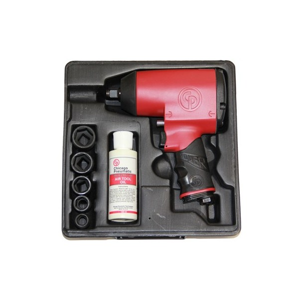 """CP749K 1/2"""" IMPACT WRENCH KIT IMPERIAL"""