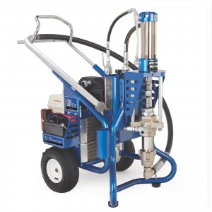 Graco GH 733ES Gas Hydraulic Sprayer, Bare-16U279