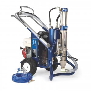 Graco GH 833 Gas Hydraulic Sprayer, Complete-249617 **2019 NEW MODEL**