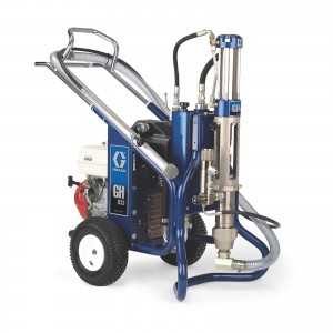 Graco GH 833 Gas Hydraulic Sprayer, Big 250 System-16U780