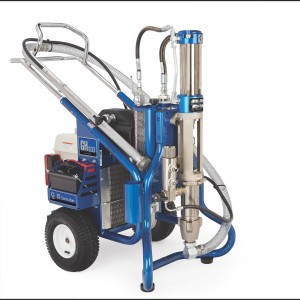 Graco GH 833ES Big Rig Gas Hydraulic Sprayer, Bare-16U287