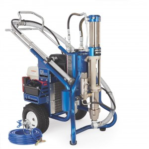 Graco GH 833ES Big Rig Gas Hydraulic Sprayer, Complete-16U288