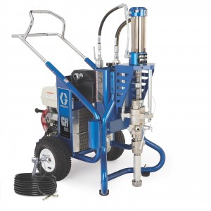 Graco GH 933 Big Rig Gas Hydraulic Sprayer, Complete-16U282