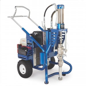 Graco GH 933ES Big Rig Gas Hydraulic Sprayer, Hi Flo, Bare-17B484