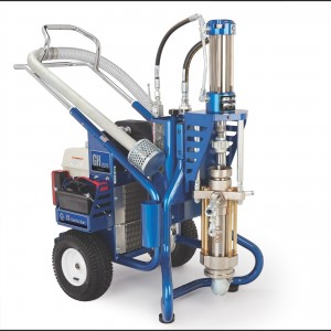 Graco GH 2570ES Big Rig Gas Hydraulic Sprayer, Big 250 System-16U776