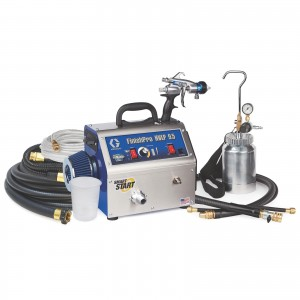 Graco FinishPro HVLP 9.5 ProComp Series Sprayer-17N269