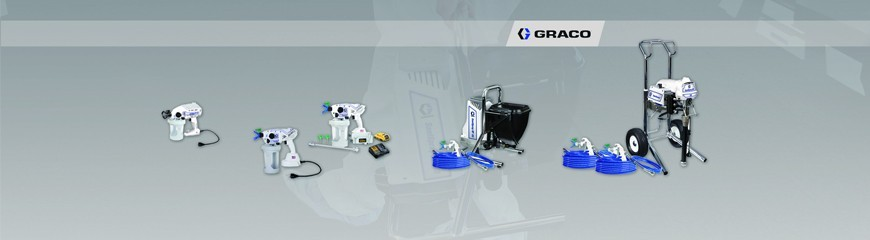 Graco Disinfecting and Sanitizing Sprayers